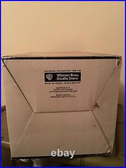 1997 Warner Bros Store Rare Gossamer Bugs Bunny Nails Looney Tunes Cookie Jar