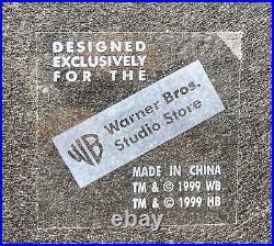 1999 Warner Bros. Studio Store SCOOBY-DOO Figural Spooky Flashlight Lamp RARE