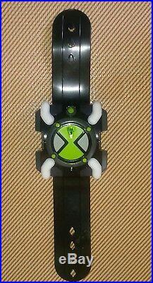 2005/2006 Original BEN 10 F/X OMNITRIX DELUXE WATCH Collectible & Very Rare