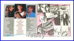 A-ha Take On Me 45rpm 7 vinyl single 1985 Mini COMIC BOOK vintage 80s RARE