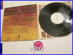 Alice Cooper School's Out Rare White Label Promo Wlp Lp 1972 Warner Nm Unplayed