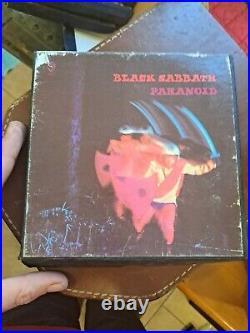BLACK SABBATH Paranoid VERY RARE Reel to Reel tape