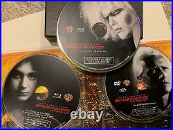 BLADE RUNNER 4K UHD Blu-Ray Collector's Edition Box Set RARE OOP & Sealed