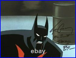 BRUCE TIMM rare BATMAN BEYOND cel SIGNED 4x Rebirth Part 1 Darwyn Cooke WB COA