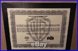 Batman Animated Series Lightning Le Fine Art Print Litho Cel S&n 500 Wb Coa Rare