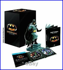 Batman Collection Coffret Collector Limited Edition (blu-ray + Dvd) Rare