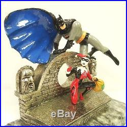 Batman Harley Quinn (Warner Bros, 1996) Ltd. Edition Statue #127/500 VERY RARE