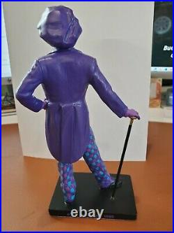 Batman Joker Kent Melton hand painted and signed statues 37 of 50 EXTREMELY RARE