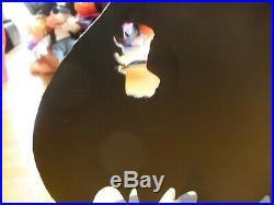 Batman Tex Welch metal cutout figurine 13 1992 WBSS Warner Brothers Studio RARE
