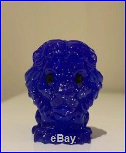 Blue Glitter Spirit Mufasa Lion King Ooshies Woolworths Rare
