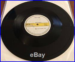 DEPECHE MODE Question Of Lust MUTE 10 ACETATE With INSERT RARE SIRE ARCHIVE COPY
