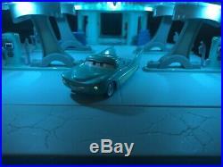 Disney Cars Precision Series FLOS V8 CAFE Radiator Springs RARE HARD TO FIND