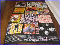 Duran Duran Thank You Vinyl UK LP With Poster! Rare-New