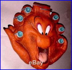 Extremely Rare! Looney Tunes Gossamer Figurine Wall Plaque LE of 2500 Statue