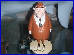 Extremely Rare! Looney Tunes Mugsy Standing Figurine Statue