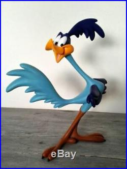 Extremely Rare! Looney Tunes Road Runner Classic Figurine Statue