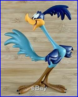 Extremely Rare! Looney Tunes Road Runner Classic Standing Figurine Statue