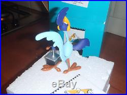 Extremely Rare! Looney Tunes Road Runner TNT Demons & Merveilles Figurine Statue
