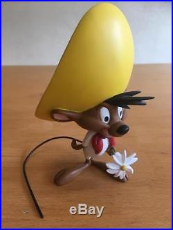 Extremely Rare! Looney Tunes Speedy Gonzales Leblon-Delienne LE of 3000 Statue