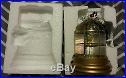 Extremely Rare! Looney Tunes Sylvester with Tweety in Cage Figurine Globe Statue
