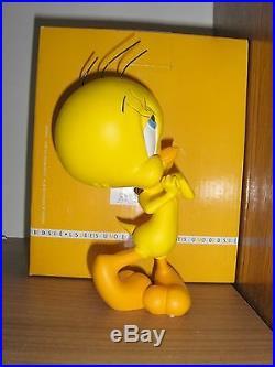 Extremely Rare! Looney Tunes Tweety Victory Demons & Merveilles Figurine Statue