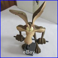 Extremely Rare! Looney Tunes Wile E Coyote Leblon-Delienne LE of 7000 Fig Statue