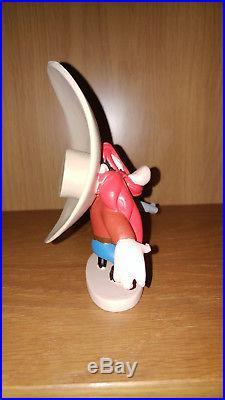 Extremely Rare! Looney Tunes Yosemite Sam Figurine Statue