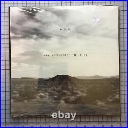 FACTORY SEALED R. E. M. New Adventures In Hi-Fi RARE 1996 Vinyl Record 2LP REM