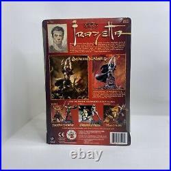 Frank Frazetta DEATH DEALER 2 Figure Master Artists Series Special Edition Rare