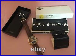 Friends TV Show Fossil Watch Warner Brothers Exclusive. Limited Edition RARE