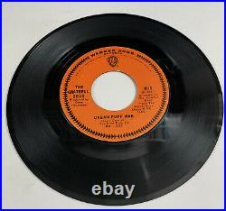 GRATEFUL DEAD The Golden Road b/w Cream Puff War 7 45 rpm Vinyl VG++ 1967 RARE