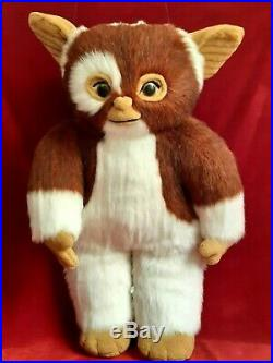GREMLINS GIZMO 1980 Quiron Giant Plush Doll 43 Warner Bros VINTAGE ULTRA RARE