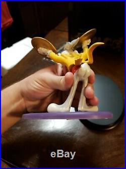 Goebel Bugs Bunny Looney Tunes Grand Finale Baton T121 NIB Rare Spotlight COA