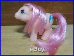 Greece Greek G1 Rare My Little Pony Baby FIREFLY by El Greco