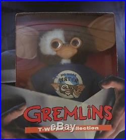 Gremlins Gizmo T-Work Collection NO MORE WATER Rare by Jun Planning