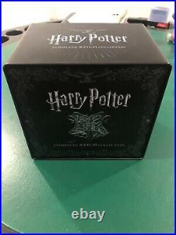 Harry Potter 8-Film Steelbook Collection (4K UHD + Blu-Ray) RARE/OOP