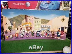 Huge & Rare Warner Brothers Looney Tunes Store Display 86.5 x 42.5 x 6.5