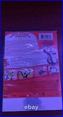 IN HAND Pepe Le Pew Looney Tunes DVD RARE & Discontinued (USED)