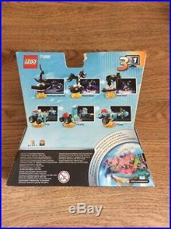 LEGO Dimensions Teen Titans Go Team Pack Raven Beast Boy 71255 VERY RARE