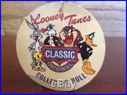 LOONEY TUNES (Bugs Bunny) Mugsy & Rocky Vinyl Figure Set Rare