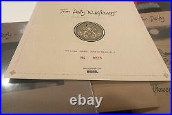 LOW #28/475 RARE RED BAG TOM PETTY WILDFLOWERS ULTRA DELUXE 9x LP MINT INSERTS