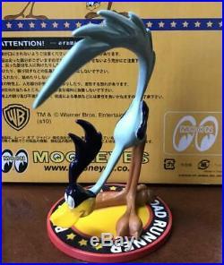 Looney Tunes Road Runner Mooneyes Figure Statue Warner Brothers Collector Rare