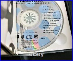 MADONNA THE ROYAL BOX GERMAN BOX SET CD BIGGER BOX Rare Promo Hype Sticker