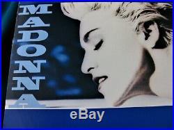 MADONNA TRUE BLUE 12'' BRAZIL PROMO LP RECORD VINYL 1986 Rare