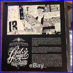 MR. CARTOON ESTEVAN ORIOL LOSTANGEL Warner bros From Japan RARE Free Shipping