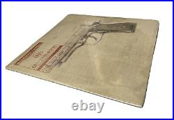 MY CHEMICAL ROMANCE Conventional Weapons No. 1 RARE ORANGE VINYL 45 7 Sealed