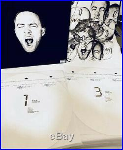 Mac Miller GOOD AM White Vinyl Urban Outfitters Exclusive Very RARE Mint/Ariana