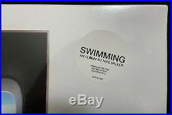 Mac Miller Swimming White Colored Vinyl 2 LP Record Urban Outfitters Rare