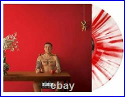 Mac Miller Watching Movies Red Clear Colored Vinyl 2 LP Urban Outfitters Rare