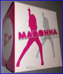 Madonna From The Origins To The Myth RARE box set 11discs (9 cds / 2 dvds) lot